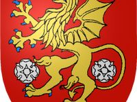 10 Best Coa Ostergotland Images In 2020 Coat Of Arms Unique Flags Viking Age