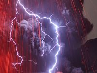 Wonderful photos of the forces of nature!  Enjoy!