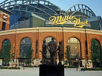 Milwaukee Brewers!! ❤️⚾️