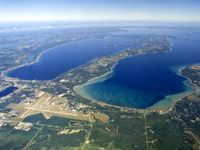 Traverse City, MI.  Quite possibly the best place in the world