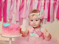 Isabella's First Birthday