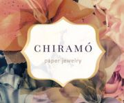 Chiramó. Paper Jewelry / Chiramó jewelry shows respect and care for nature introducing a new material in the jewelry making field: paper, especially reused, up-cycled paper. In my jewelry designs I like to mix the paper beads with old and rare charms which gives a vintage touch to the final piece while making it quite unique. Go green! Wear paper jewelry! ;) <3