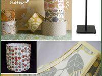 DIY Decorative Lampshades