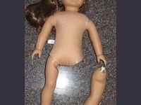 "American Girl: 18"" doll"