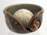 Crocheting Bowls