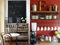 20 Best Images About Home Coffee Bar Ideas On Pinterest Mugs Set Espresso