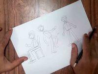 كيفية رسم الوجه تعلم كيفية رسم الوجه بالرصاص خطوة بخطوة أسهل طريقة Art Art Painting Art Tattoo