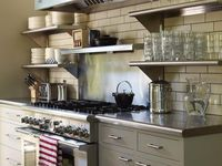 Pics on pinterest contemporary kitchen cabinets cabinets and lowes