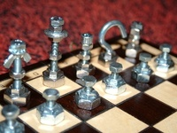 Chess sets on pinterest chess boards chess and chess pieces - Multi level chess board ...