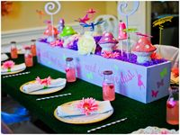 Fairy Party & other girls parties