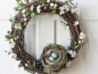 & - Wreath , Ornament - &
