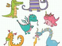Colegio - Dragones