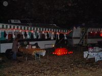 1000 Images About Halloween Camping Ideas On Pinterest