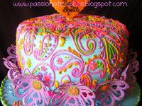 Pretty cakes  Board