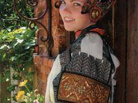 Etnic fabrics and patterns