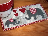 Mug Rugs and Small Quilts