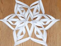 snowflake template martha stewart - 60 best images about snow on pinterest 3d paper