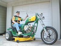 19 Best Images About Repurposed Mower On Pinterest