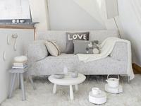 Ideas to decorate and furnish my future attic in Turin.
