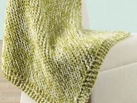 Knitting - Baby Blankets