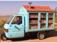 Mobile Libraries or Bookmobiles