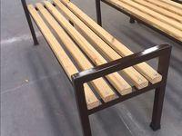 muebles herreria con madera