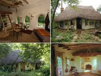 Hobbit House On Pinterest Cob Houses New Zealand And Hobbit Hole