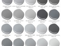 grey/gray/silver
