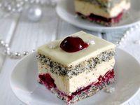 ciasta i napoje