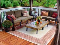 19. Ideas for decks, backyard,patios