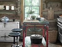 Cabins and Rustic Decor