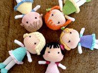 Crochet Amigurumi & Doll