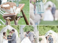 country wedding vowel renewal ideas