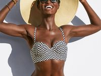 From bikinis to one-pieces, here are the best swim styles of the season, plus, some fresh ideas on how to accessorize with jewelry, beach bags, sunglasses and cover-ups. Swim Trends  Board