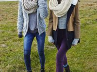 Scarves and snoods 2014