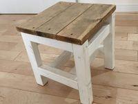 スツールをdiy お子様の踏み台やミニテーブル キッチンやダイニングテーブルの椅子にも 大小二つのサイズの簡単な作り方 夏休みの自由工作にもおすすめ 雪見日和 椅子 椅子 Diy ミニテーブル