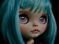 Wide eyed Dolls