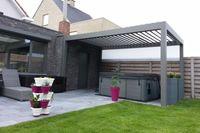 Pergola, veranda & dream greenhouses!