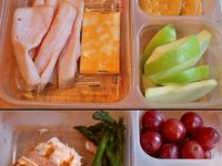 Clean eating and meal preps... Healthy food for being fit!