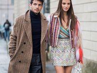 Gabrielle and Riccardo