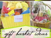 gift baskets for fundraisers