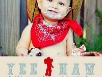 Gabby cowboy theme