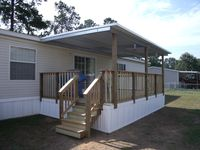 Best 18 Best Images About Mobile Home Decks Covers On 640 x 480