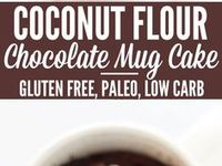 ... Coconut flour cookies, Gluten free banana and Mexican hot chocolate