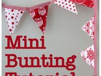 Banners and Bunting and Garlands