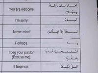 Learning Arabic Msa Fabiennem English Language Learning Grammar English Language Learning English Vocabulary