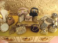shoes, purses, and accessories