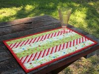 Table Runners; Place Mats