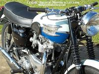 Pin By Michael On Bonnie Likes To Run Triumph Motorcycles Motorcycle Engine Triumph Bobber