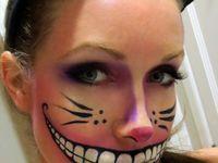 201 Best Face paint cat images   Face paintings, Body ...